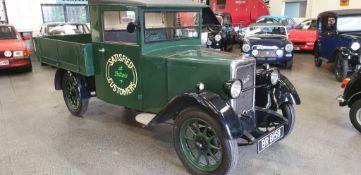 1931 Jowett 7/17HP 10cwt Truck