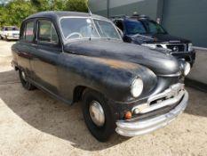 1953 Standard Vanguard