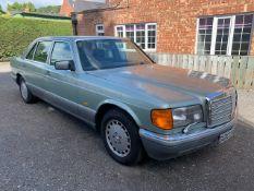 1987 Mercedes 500 SEL