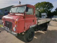 1966 Land Rover Series 2 FWC
