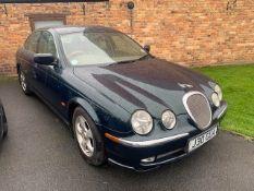 2001 Jaguar S Type V6 SE Auto