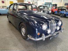 1969 Jaguar Mk2