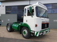1985 Seddon Atkinson301 Tractor Unit