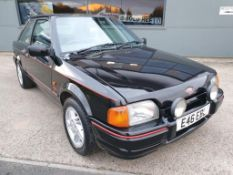 1987 Ford Escort XR3i