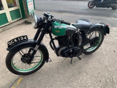 1950 BSA Motorcycle
