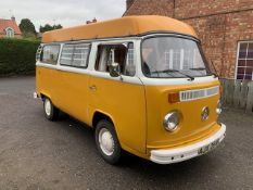 1977 Volkswagen Type 2 Campervan (Super Viking)