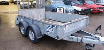2017 Ifor Williams GD85 Trailer