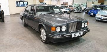 1991 Bentley Mulsanne S Auto