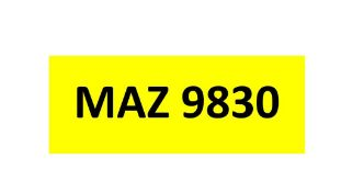 Registration on Retention - MAZ 9830