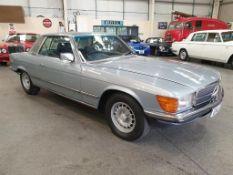 1980 Mercedes 450