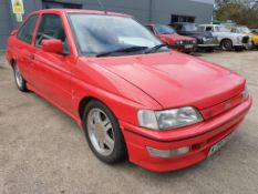 1992 Ford Escort RS2000