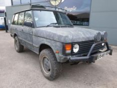 1988 Range Rover EFI