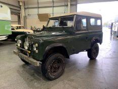 1971 Land Rover