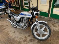 1980 Honda 250 Motorbike
