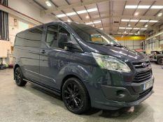 2013 Ford Transit Custom 6 seater Crew Van