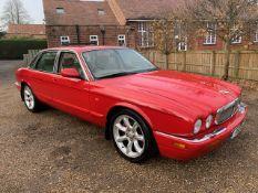 2001 Jaguar XJR V8 Auto