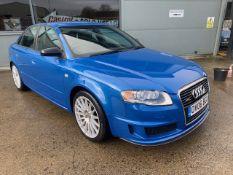 2006 Audi A4 2.0 TFSIDTM Edition