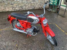 1965 Honda C200
