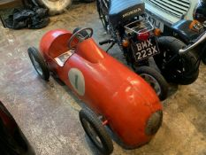 Pedal Car Racer