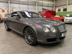 2007 Bentley Continental GT Auto