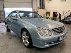 2003 Mercedes CLK 240