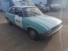 1981 Austin Allegro Police Car