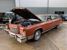 1976 Ford Lincoln