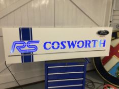 Ford RS Cosworth Lightbox