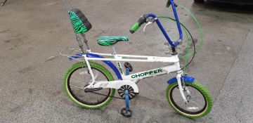 Raleigh Chopper Mk3 Neon Special Edition