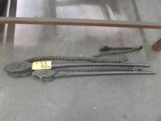 Chain Pipe Wrenches