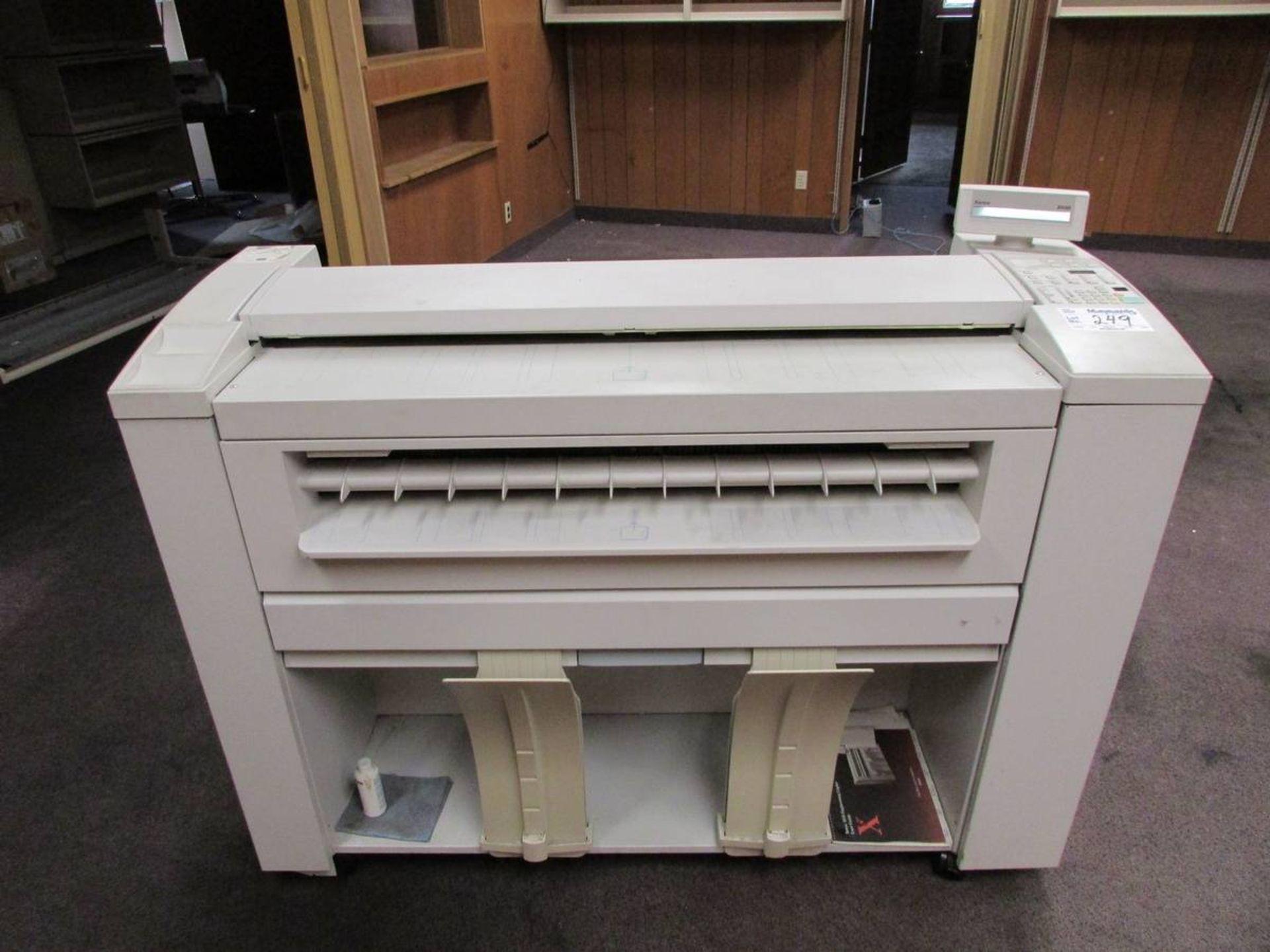 """Lot 249 - Xerox 3030 36"""" Plotter"""