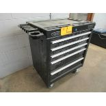 Work Smart 5-Drawer Rolling Toolbox