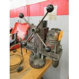 Milwaukee Cat. No. 4230 Electromagnetic Drill Press