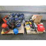 Pallets of Assorted PPE