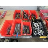 Bins of Assorted Hand Tools
