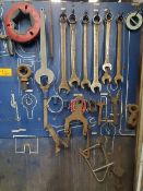 Assorted Shop Tooling