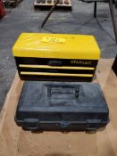 (2) Tool Boxes W/ Assorted Tools