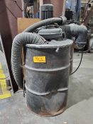 Dayton 3AA17 2- Stage Dust Collector