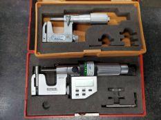 (2) Micrometers
