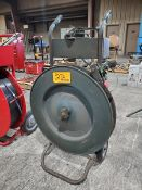 Signode Steel Banding Cart
