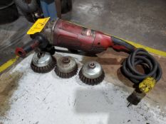 "Milwaukee 7/9"" Grinder"
