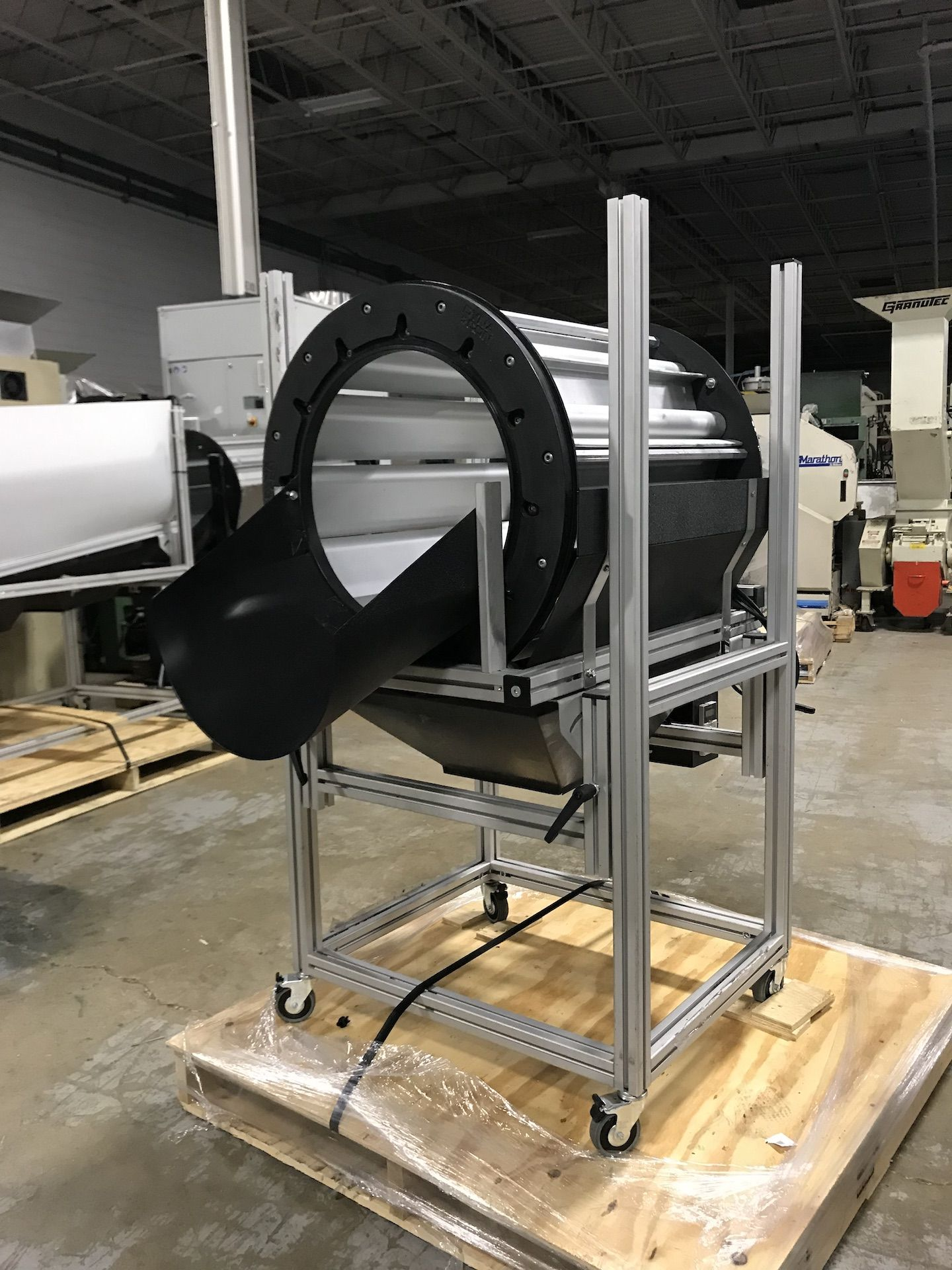 Lot 46 - Dyna-Con Drum Separator, New in 2017