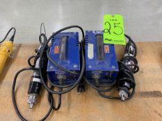(2) Electric Hand Screwdrivers