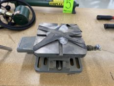 """7"""" T-Slotted Press Vise"""