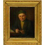 Sig. N. A?mayer - Portrait eines BürgersQualitativ hochwertig ausgeführtes Portait eines auf einen