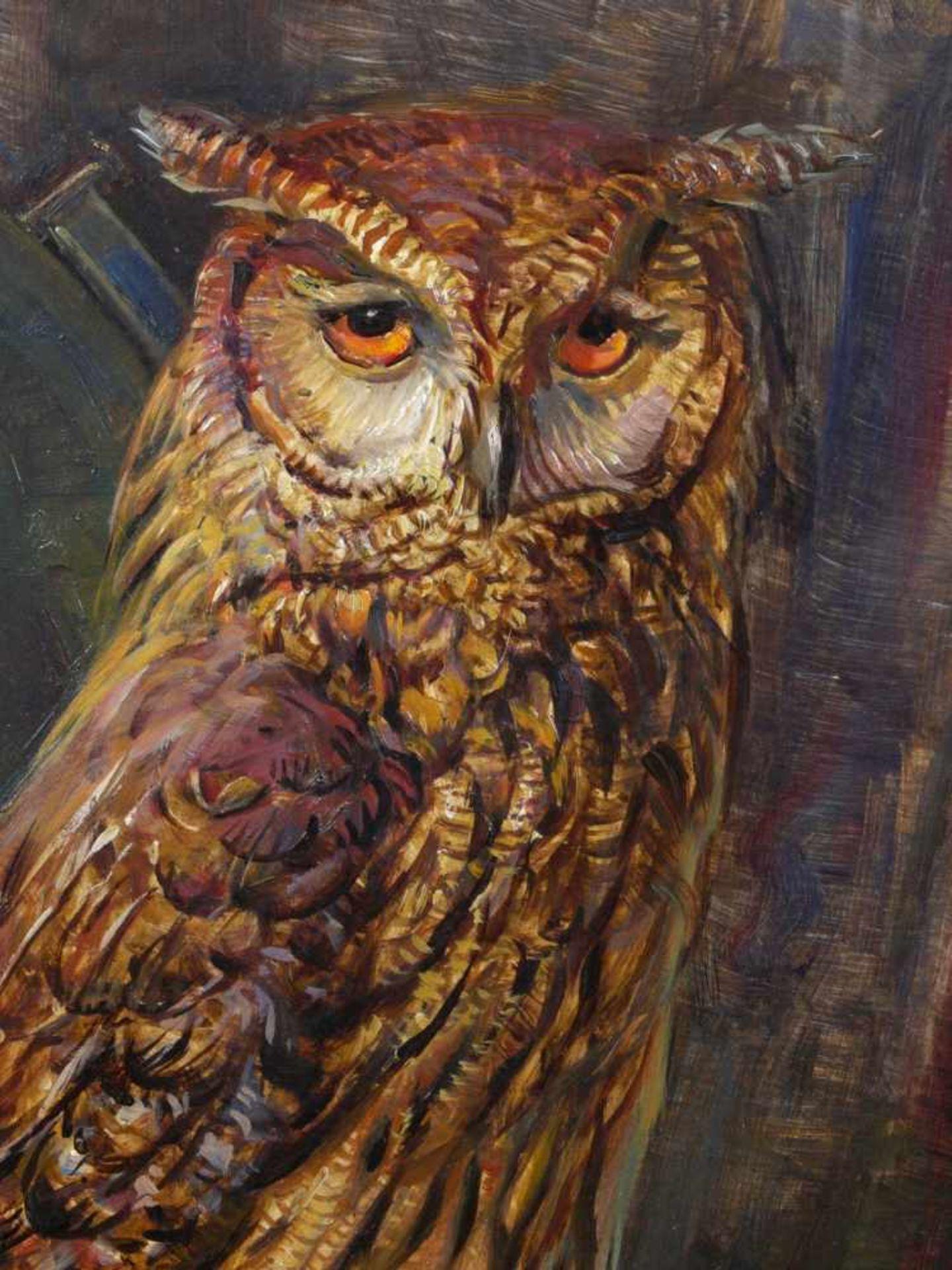 Kugler, Heinrich (1888- ca. 1946) - Symbolträchtiges Stillleben NürnbergGroßformatiges Gemälde in Öl - Bild 8 aus 8