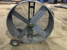 Pro temp, PT-42-BDF, industrial fan