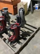 Milwaukee electric drill press