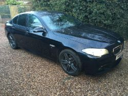 66 REG BMW 520D M SPORT 2.0 DIESEL AUTO, CONCRETE CRUSHER, NEW MICRO DIGGERS, MOWERS, TRACTORS, WHEEL LOADERS, FORKLIFTS ETC ENDS 7PM TODAY