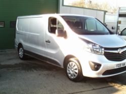 2019 VAUXHALL VIVARO 2900 SPORTIVE LWB CDTI, NEW HOLLAND TRACTORS, VAUXHALL CORSA, DUMPERS, DISCOVERY, IPHONE, CITROEN RELAY! ENDS TODAY 7PM!